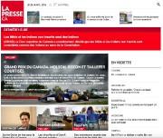 Avant TrumpKard... (Saisie d'écran du site LaPresse.ca) - image 1.0