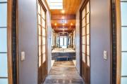 Aménagée durant les grands travaux, la salle de... (PHOTO ROYAL LEPAGE HÉRITAGE ET LA FAMILLE) - image 3.0