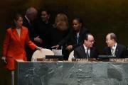 De gauche à droite: la ministre française de... (PHOTO  JEWEL SAMAD, AFP) - image 2.0