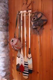 Le recyclage d'objets du chalet en éléments décoratif... (Ropes and Wood) - image 1.1