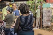 Les Cubains ont fait la file devant les... (AFP, Jorge Beltran) - image 3.0