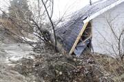 Les habitants de deux maisons de La Baie... (Photo Le Quotidien, Rocket Lavoie) - image 1.0