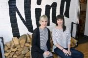 Pénélope Lachapelle et Lucie Nadeau, de Nina Pizza... (Le Soleil, Jean-Marie Villeneuve) - image 7.0