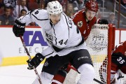 Vincent Lecavalier dans l'uniforme des Kings... (Archives Associated Press) - image 2.0