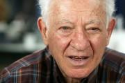 L'écrivain franco-américain Martin Gray, photographié en 2004.... (PHOTO JEAN-PIERRE MULLER, ARCHIVES AFP) - image 1.0