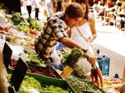 Le marché Naschmarkt aligne boutiques et restos.... (PHOTO PETER RIGAUD, FOURNIE PAR TOURISME VIENNE) - image 3.0