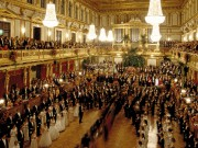 Le bal de l'Orchestre philharmonique de Vienne, au... (PHOTO MANFRED HORVATH, FOURNIE PAR TOURISME VIENNE) - image 6.0