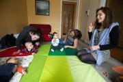 Sonia Péguin a lancé l'atelier Bébés chanteurs après... (PHOTO FRANÇOIS ROY, LA PRESSE) - image 2.0