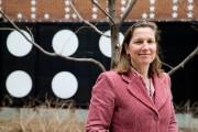 Coralie Deny, directrice générale du Conseil régional de... (PHOTO ALAIN ROBERGE, LA PRESSE) - image 1.0