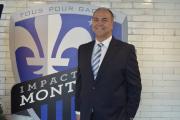 Le nouveau vice-président, administration soccer, de l'Impact, Pari... (Photo fournie par l'Impact de Montréal) - image 2.0