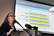 Claire Beaumont, chercheuse à l'Université Laval... (Le Soleil, Patrice Laroche) - image 2.0