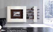 Un meuble multimédia réalisé sur mesure donne un... (ILLUSTRATION FOURNIE PAR LES RANGEMENTS IDÉES-RANGE) - image 2.0