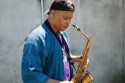 Steve Coleman... (PHOTO PATRICIA MAGALHAES, FOURNIE PAR SPECTRA) - image 4.0