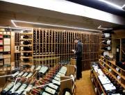 Les vins? Un paradis pour les amateurs en... (PHOTO MARCO CAMPANOZZI, LA PRESSE) - image 1.0