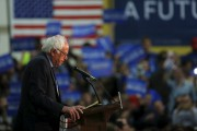 Bernie Sanders se trouvait mercredi à l'université Purdue,... (PHOTO REUTERS) - image 2.0