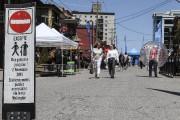 La rue Laval devient piétonnière pendant les mois... (Patrick Woodbury, Archives LeDroit) - image 3.0