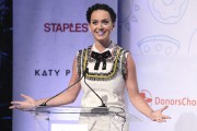 Katy Perry, qui avait chanté à la Convention... (PHOTO ARCHIVES AP) - image 3.0