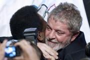 Le président brésilien, Luiz Inácio Lula da Silva,... (Archives AP, Claus Bjorn Larsen) - image 1.0