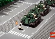 Pour ses 50 ans,Lego avaitreproduit sur une campagne... (Image fournie parLego) - image 3.0