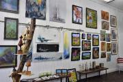Cinq peintres ont fondé la galerie Chez Alfred-Pellan,... (Le Soleil, Patrice Laroche) - image 1.0