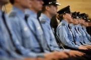 Pas moins de 72 aspirants policiers ont gradué... (François Gervais) - image 4.0