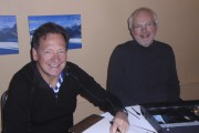 Ghyslain Simard et Jean Héneault.... (Fournie) - image 1.0