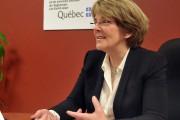 La présidente-directrice générale du CIUSSS du Saguenay-Lac-Saint-Jean, Martine... (Archives Le Quotidien) - image 1.0