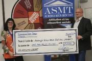 La Fondation Home Depot Canada a remis 25 000 $,... (Fournie par Derek Tremblay) - image 2.0