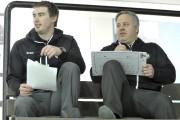 L'entraîneur-chef des Élites midget AAA de Jonquière, Steve... (Photo Le Quotidien, Rocket Lavoie) - image 1.0