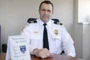 Le capitaine de la Sécurité publique de Saguenay,... (Photo Le Progrès-dimanche, Jeannot Lévesque) - image 1.0