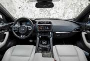 Le F-Pace de Jaguar... (fournie par JLR) - image 2.0