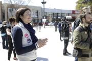 La députée Karine Trudel déplore le démantèlement de... (Photo Le Quotidien, Mariane L. St-Gelais) - image 1.0