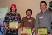 Sur la photo: les élèves en nomination pour... (Courtoisie) - image 2.0