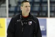 L'entraîneur-chef des Huskies, Gilles Bouchard... (Archives Le Quotidien, Jeannot Lévesque) - image 1.0