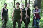 Film «Nitro Rush»:Madeleine Péloquin, Guillaume Lemay-Thivierge, Antoine Desrochers,... (Crédit:Les Films Séville.) - image 3.0