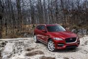 Le Jaguar F-Pace... (PHOTO FOURNIE PAR LE CONSTRUCTEUR) - image 4.0