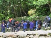Plusieurs agences de trekking offrent leurs services pour... (PHOTO YANICK NOLET, LA PRESSE) - image 2.0