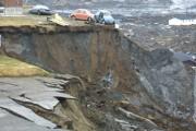Plusieurs personnes ont tenté de fuir les lieux... (Archives, FONDS MARC ELLEFSEN, Société historique du Saguenay) - image 1.0