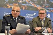 Le directeur du Service de police de la... (Photothèque Le Soleil, Pascal Ratthé) - image 2.0