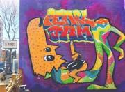 Pearl Jam a partagé la murale de L'Anti,... (Tirée d'Instagram) - image 2.0