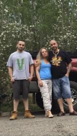 Pascal Duclos (à droite) et sa femme Josée... (Fournie par la famille) - image 2.0
