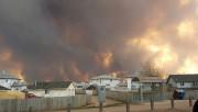 Avec les violents incendies qui font rage dans... (Photo La Presse Canadienne) - image 1.0