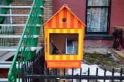 Une des deux boîtes de l'avenue des Érables,... (PHOTO ALAIN ROBERGE, LA PRESSE) - image 2.0