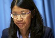 Joanne Liu, présidente internationale de Médecins sans frontières... (PHOTODenis Balibouse, ARCHIVES REUTERS) - image 1.0