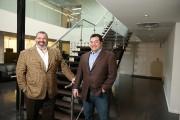 Les frères Michael (à gauche) et Claudio Bertone,... (Photo Martin Chamberland, La Presse) - image 1.0