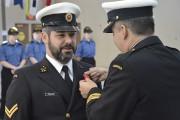 Membre des Forces armées canadiennes depuis 12ans, le... (Fournie) - image 2.0