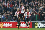 Fabio Borini célèbre son but.... (PHOTO ED SYKES, REUTERS) - image 2.0