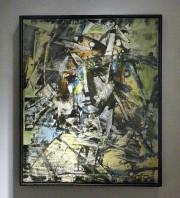 Minerve, 1968, acrylique sur toile, collection de l'artiste... (Le Soleil, Jean-Marie Villeneuve) - image 2.1