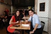 Elizabeth Plank a interviewé Justin Trudeau lors de... (PHOTO FOURNIE PAR ELIZABETH PLANK) - image 2.0
