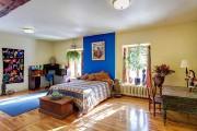 Autrefois divisée en deux pièces, la chambre d'amis... (PHOTO FOURNIE PAR YANNIS GUILLON, STUDIOS 360 POUR HP ET ASSOCIÉS) - image 3.0
